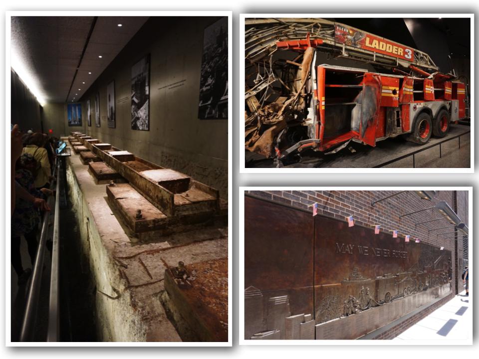 9:11 memorial museum