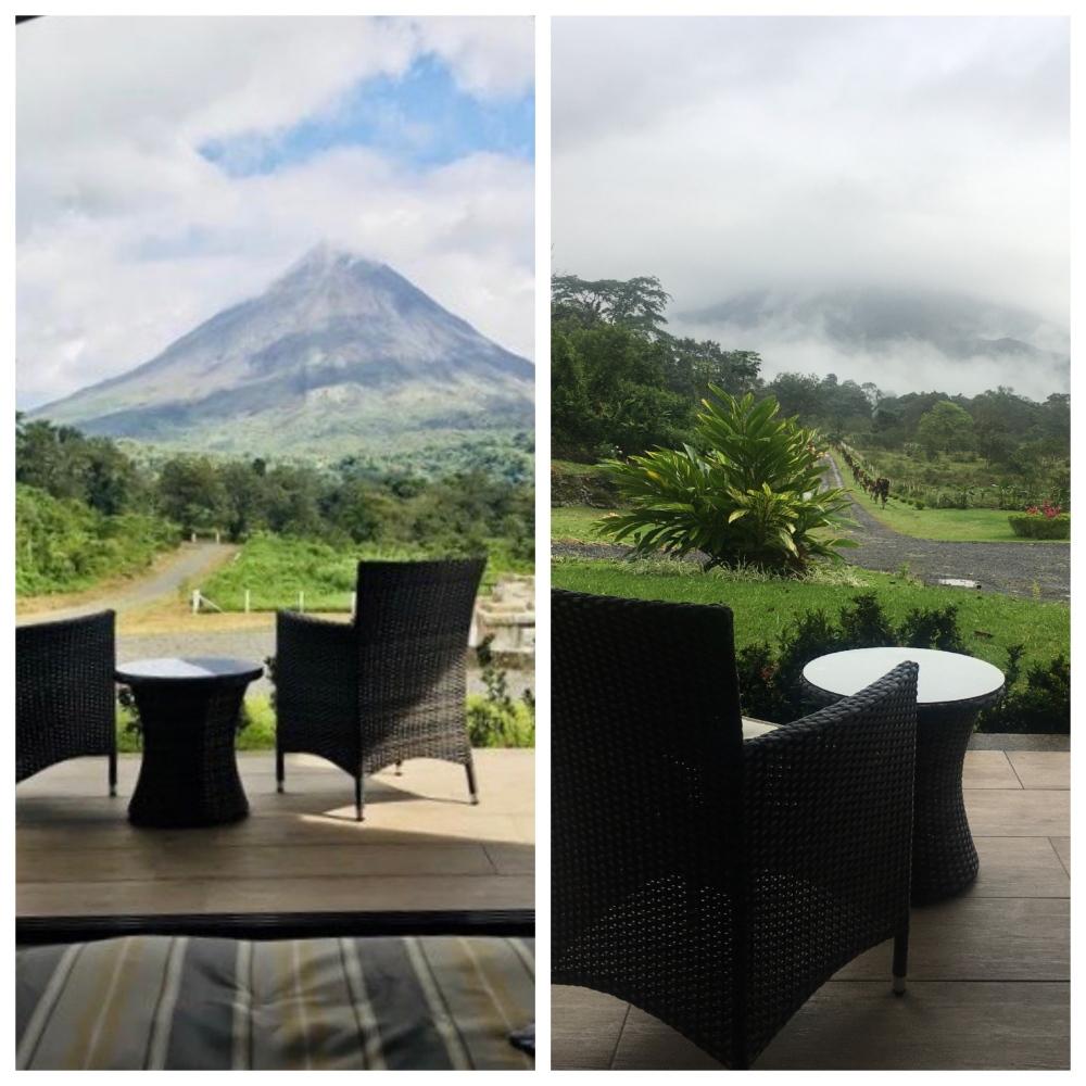 Arenal Vulkan